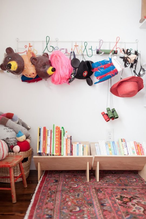20 Wonderful Kids Book Display Ideas Homemydesign