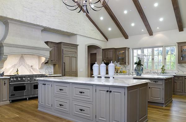 Luxury Kitchen Island