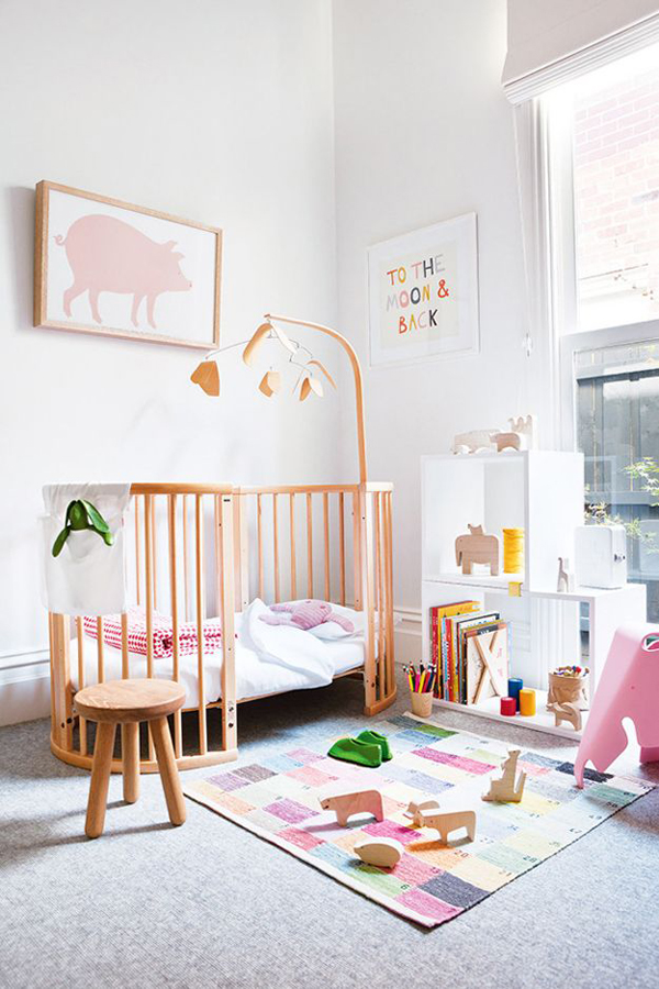 Design Of Baby Room: 20 Beautiful Bohemian Kids Bedroom Ideas