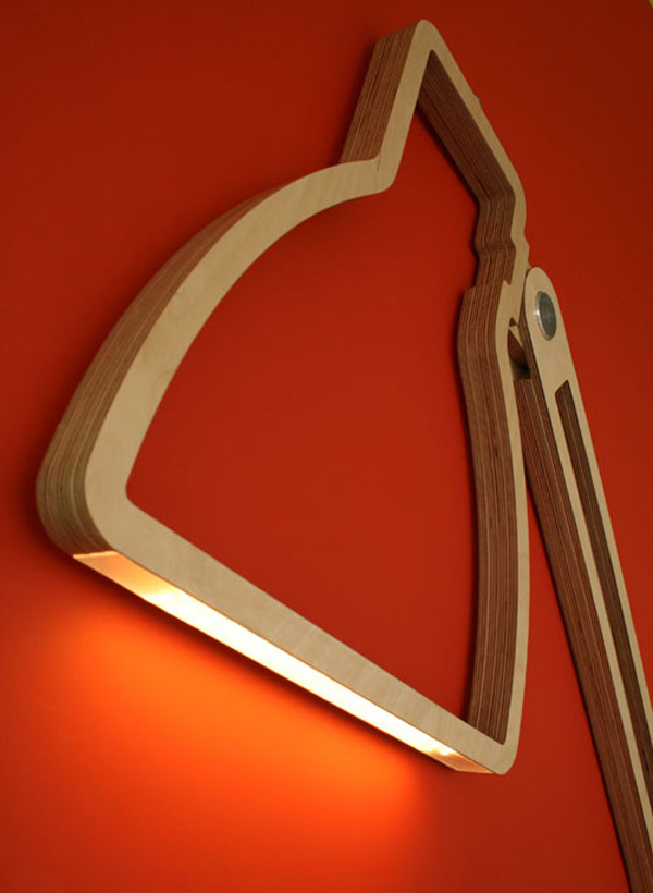 Nepa Lamps By Giles Godwin Brown Home Design And Interior