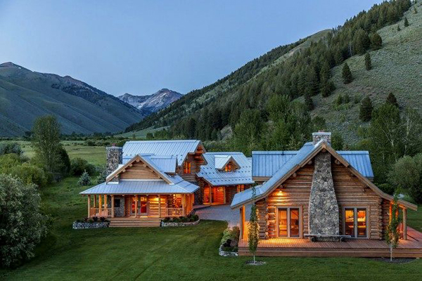Ranch Mountain House Ideas