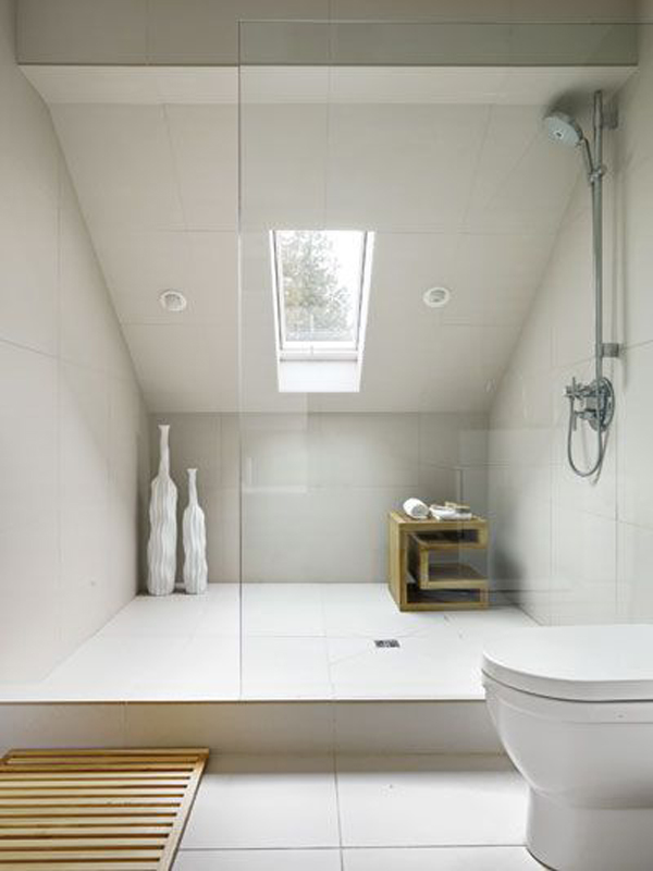 35 functional attic bathroom ideas home design and interior