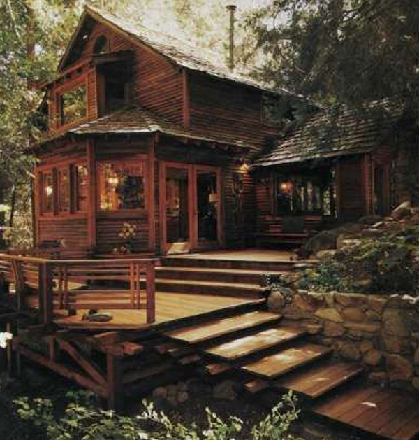 Small Cabin Design Ideas: Small-cottage-mountain-houses