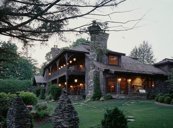 Stone Mountain House Design