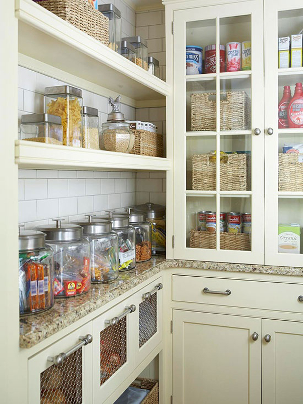 gallery of 15 smart kitchen organization and saving ideas