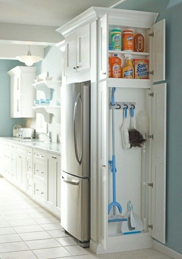 Kitchen Organization And Saving Ideas