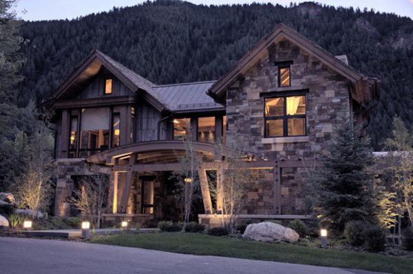 winter-mountain-house-ideas | HomeMydesign