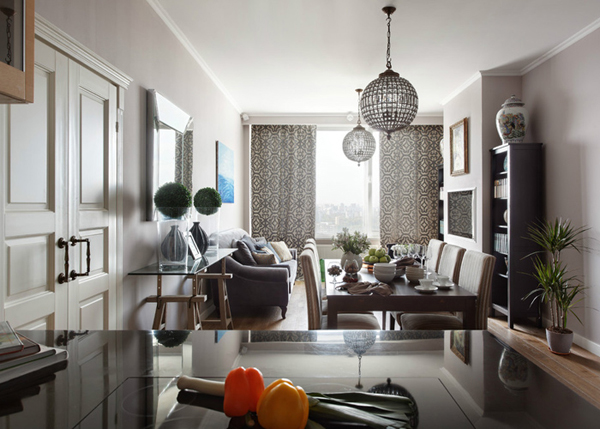 Beautiful apartment decoration Beautiful apartment interiors