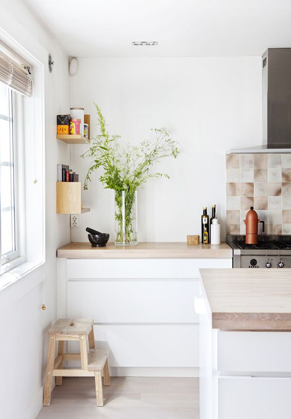 Cozy Scandinavian Kitchen Ideas
