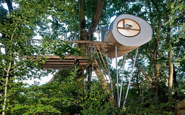 cool treehouse ideas - Cool Kids Tree House