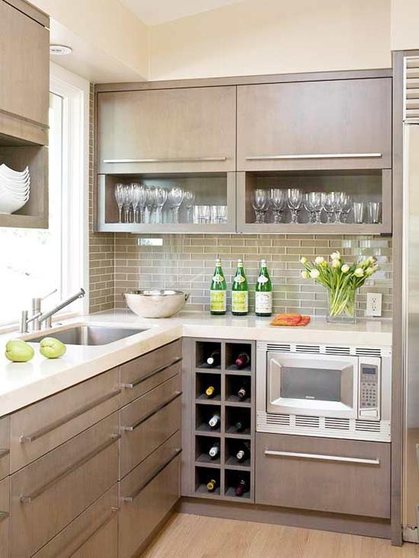 25 Functional Home Wine Storage Ideas | HomeMydesign