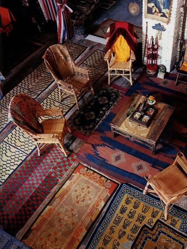 Gallery of Minimalist Gypsy Interior Ideas