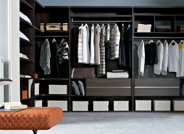 habitat walk in closet by estel home design and interior. Black Bedroom Furniture Sets. Home Design Ideas