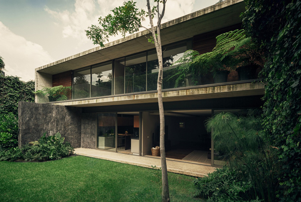 Gallery Of Casa Sierra Leona Inspired Modernism In Mexico House