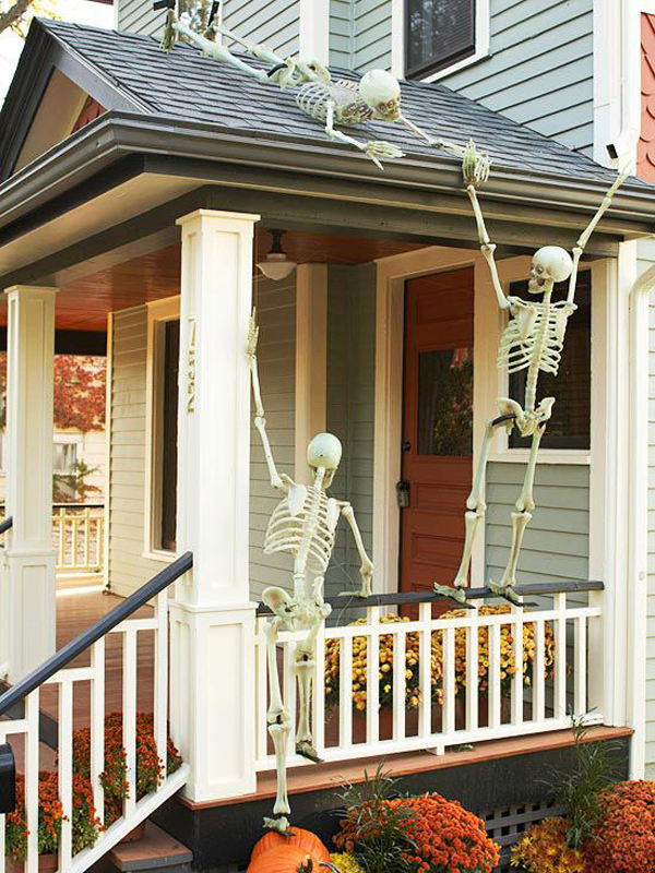 outdoor halloween ideas - Halloween Outdoor Ideas