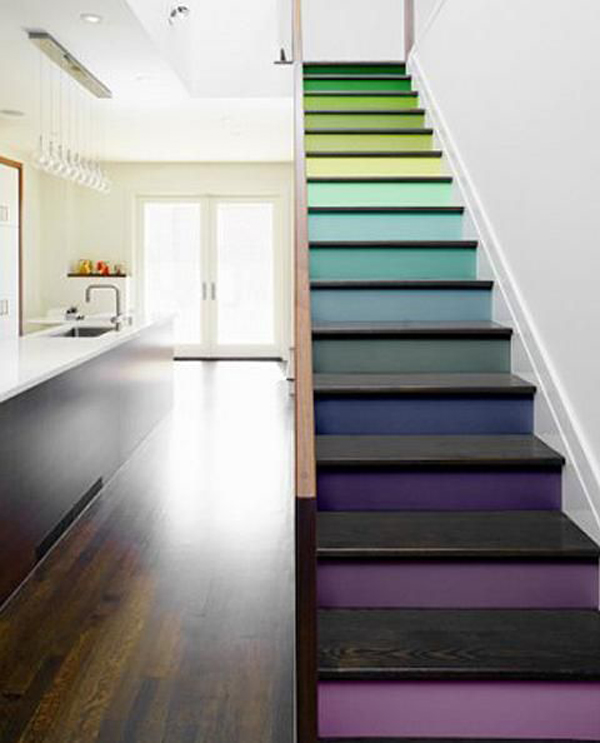 Painted-stair-ideas
