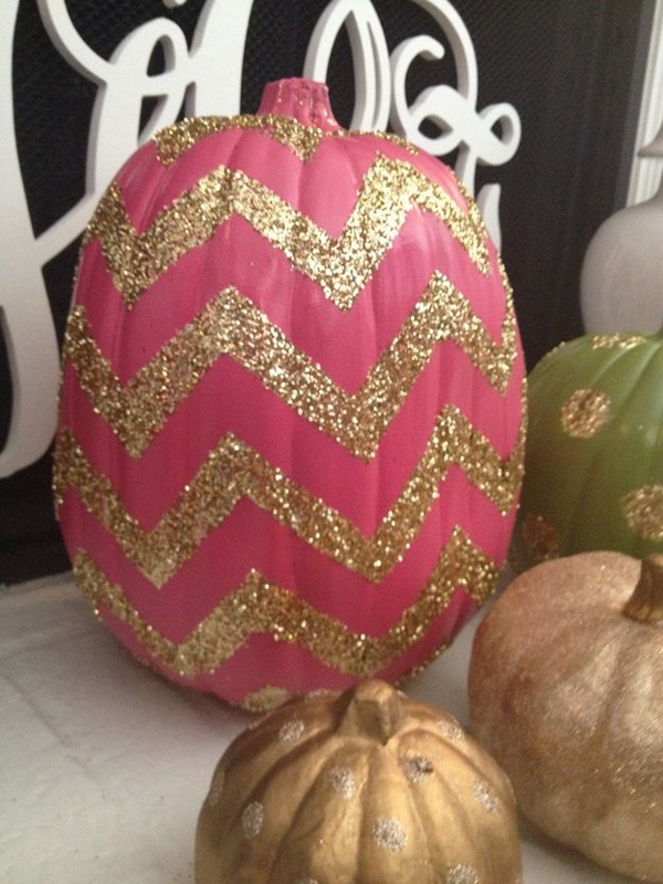 pretty halloween pumpkin decor ideas - Pretty Halloween Decorations