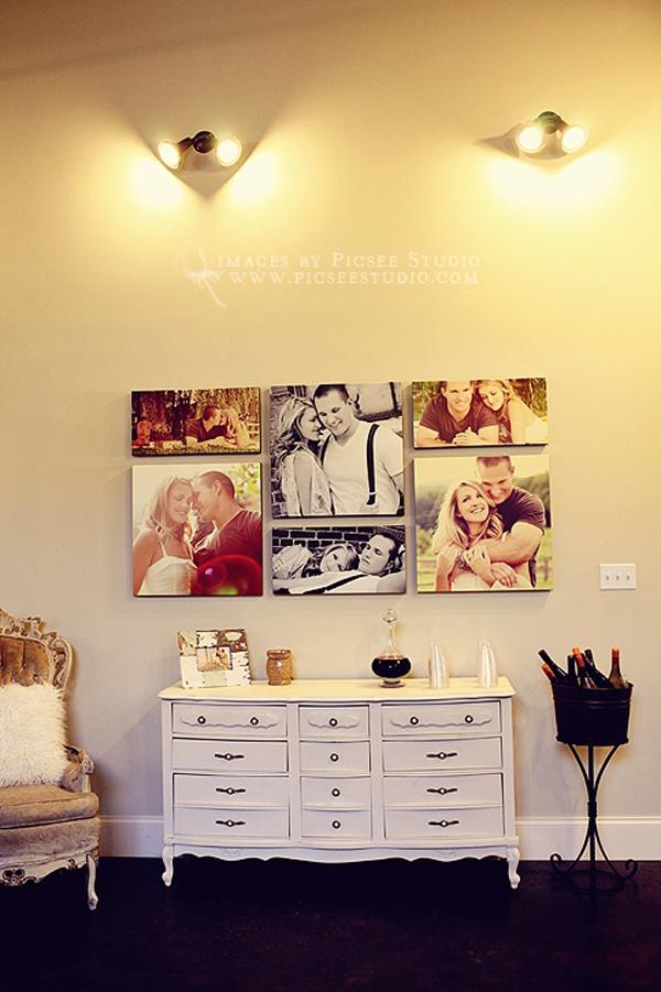 Romantic-gallery-wall-ideas