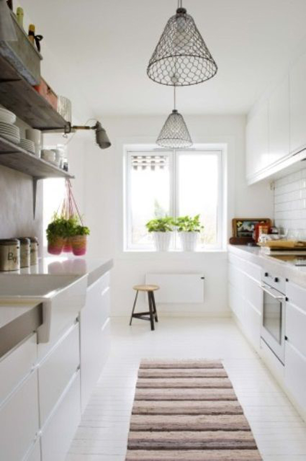 Small scandinavian kitchen furniture Scandinavian kitchen designs