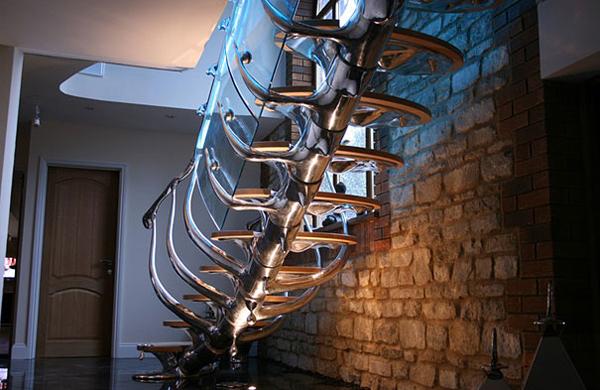 Stone Staircase Designs