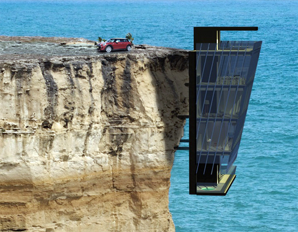 The most amazing cliff house in australia home design for Most amazing houses