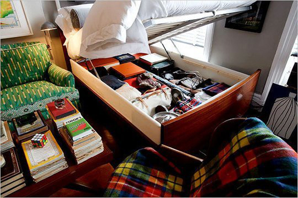 Under bed storage - Under the bed storage ideas ...