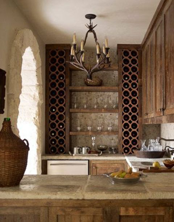 & 25 Functional Home Wine Storage Ideas | Home Design And Interior