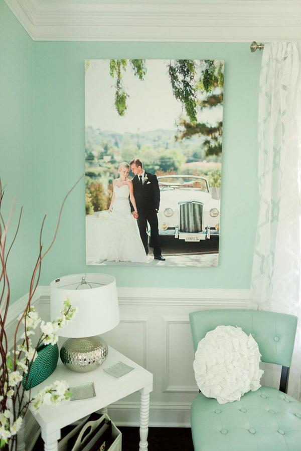 Wedding Photo Wall Designs