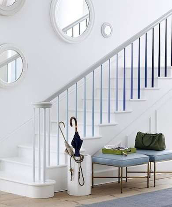 white-and-blue-staircase