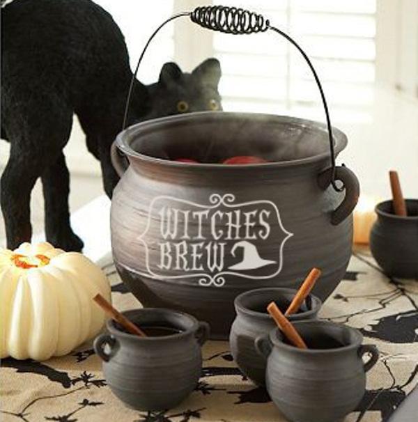 Witches Halloween Decor Ideas