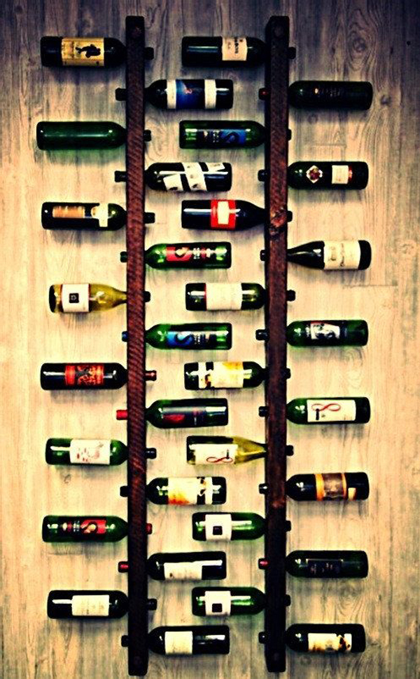 25 Functional Home Wine Storage Ideas | Home Design And Interior