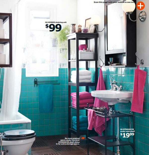 Ikea Bathroom Tile And Furniture 2015