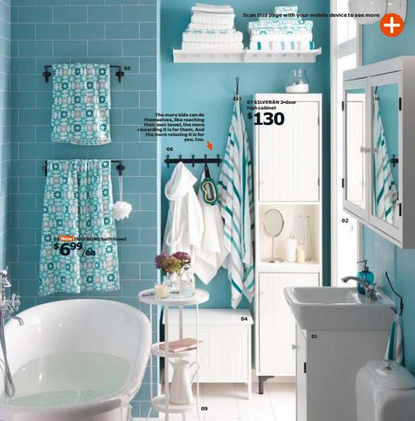 ikea blue bathroom 2015
