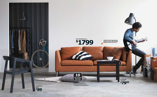 IKEA cool sofa 2015