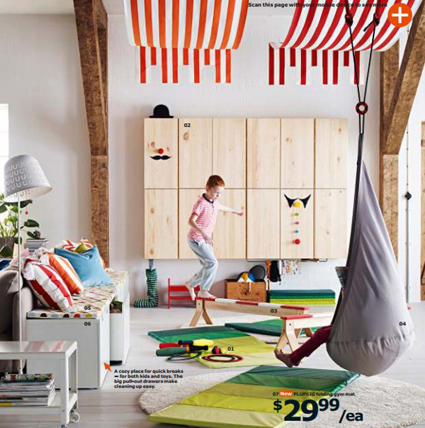 Ikea kids playroom 2015 - Kids room ideas ikea ...