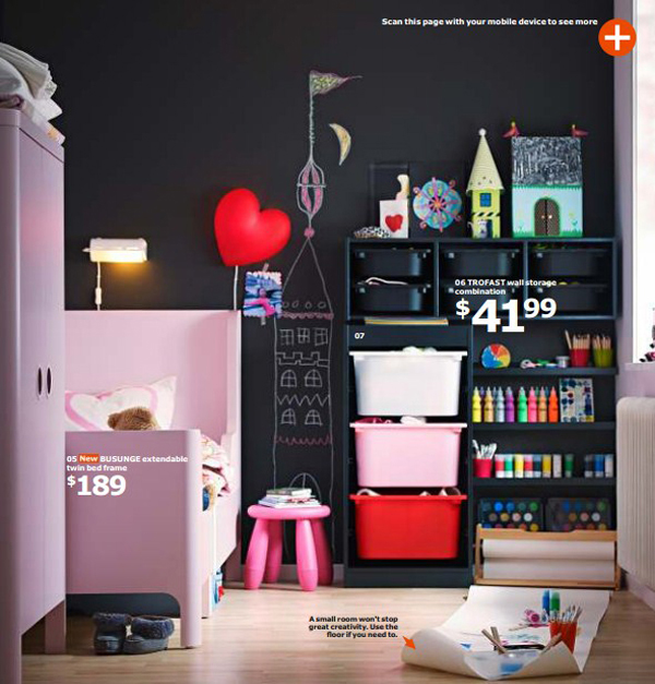 Ikea Kids Study Room: Latest Collection Of IKEA Catalog 2015