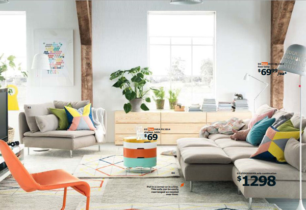 Ikea White Living Room Furniture