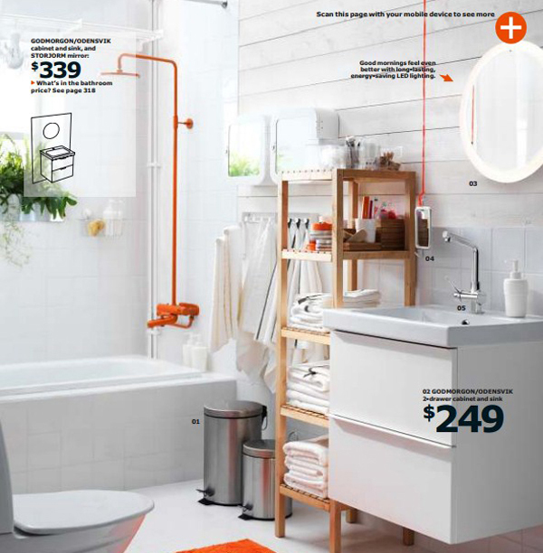 Ikea white bathroom 2015 - Ikea bathrooms images ...
