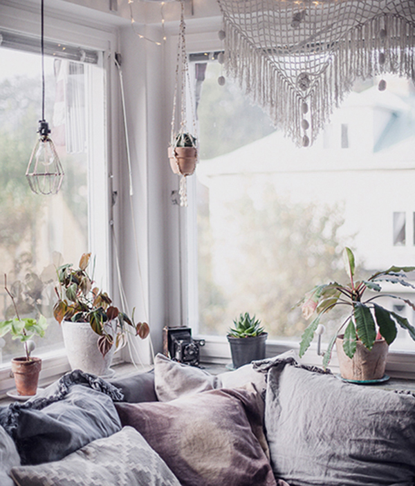 Beautiful Bohemian Homes By Anna Malmberg