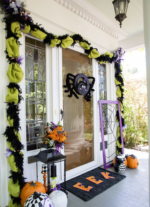 cute-halloween-front-door-decor-ideas