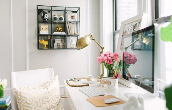 girly-workspace-ideas