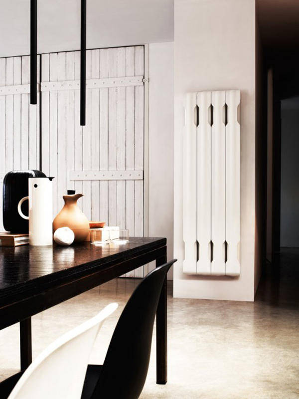 Modern interior home design - Modern Kitchen Radiators