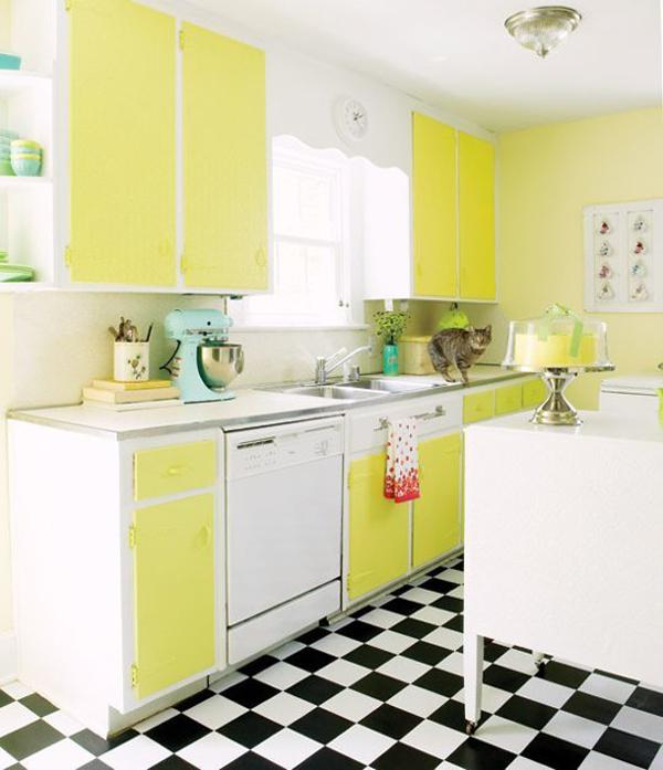 Rainbow Kitchen Decor: Top 10 Rainbow Colorful Kitchens