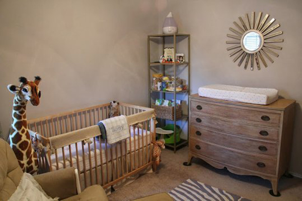 Small neutral nursery ideas for Small neutral bedroom ideas