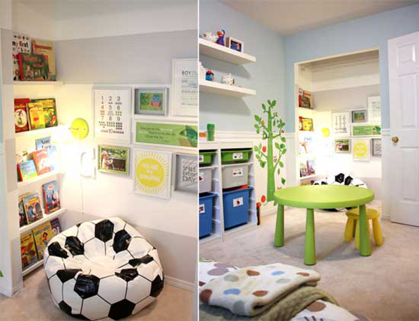 15 Comfortable Kids Reading Books | Home Design And Interior