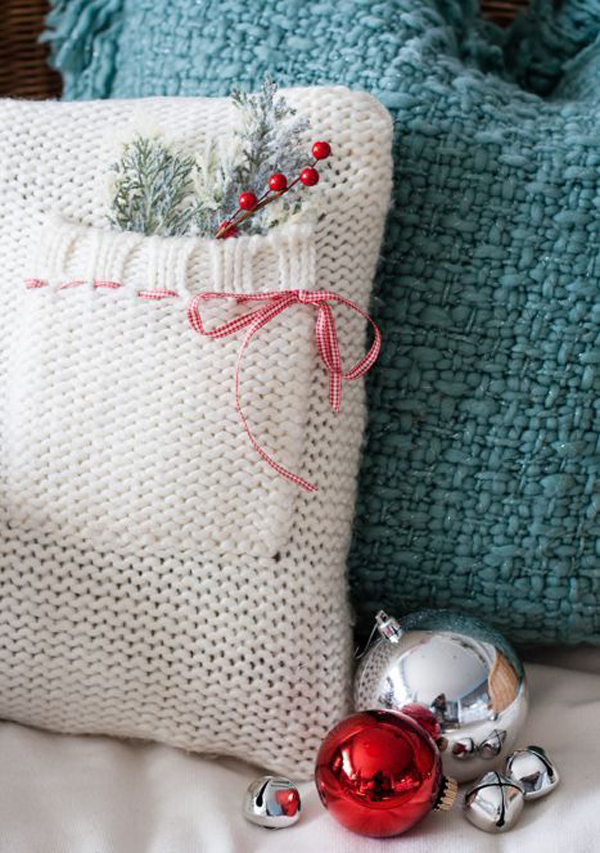 christmas-knitted-pillow-ideas