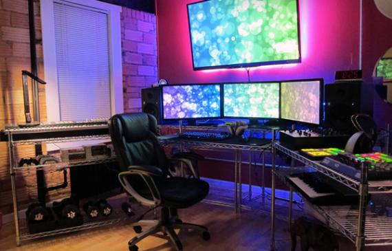 Gaming Setup Home Design And Interior
