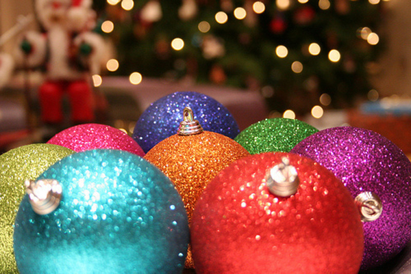 Awesome christmas ball ornaments home design and interior