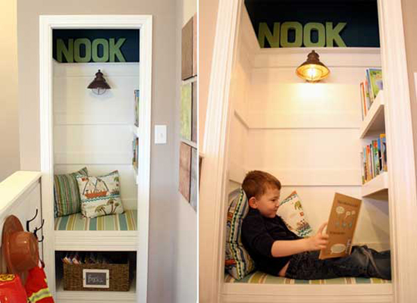 15 Comfortable Kids Reading Books Home Design And Interior