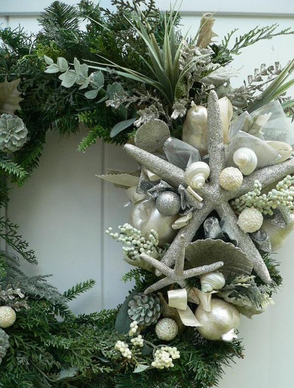Do It Yourself Home Design: 25 Inspiring Beach Christmas Decorations
